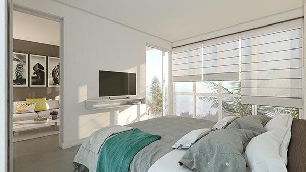 Interior apartamento en venta