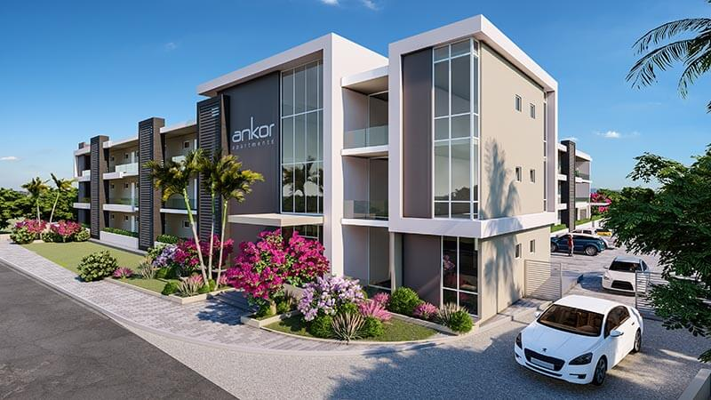 ankor apartments for sale in Aruba